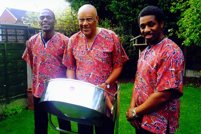 Cherry Pickers Steel Band